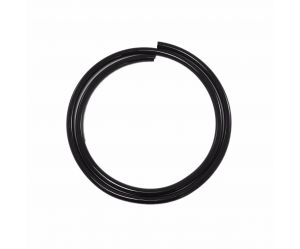 Black nylon tube 8x6 1M