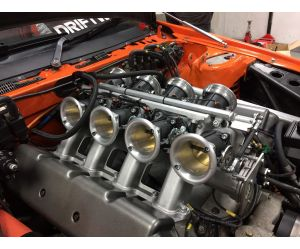 Jenvey Chevrolet LS7 Crossover Throttle Body Kit with ETA