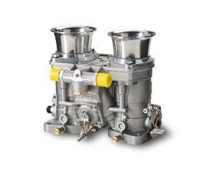 Jenvey Heritage fuel injection EFI ITB throttle bodies based on Classic car Webber DCOE flange TDP40 TDP45 TDP48