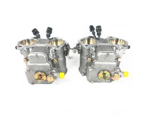 Jenvey Heritage fuel injection EFI ITB throttle bodies based on Classic car Webber DCOE flange TDP40 TDP45 TDP48